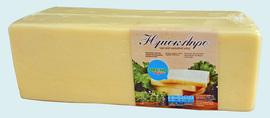 Ημίσκληρο τυρί από αγελαδινό γάλα